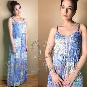 Gorgeous Flowy Maxi Dress